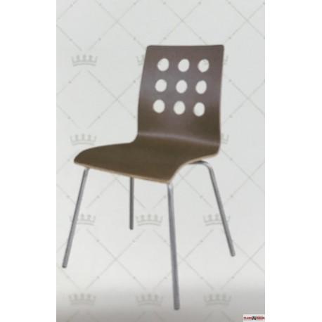 Chaise arrivage promo chaise trous montage pr voir une for Chaise a trou