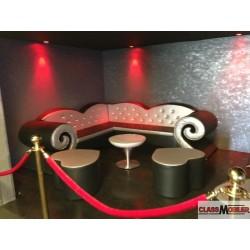 Banquette Chicha Enssemble VIP