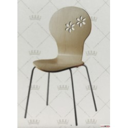 chaise arrivage promo fleurs