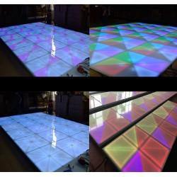 Piste lumineuse RGB