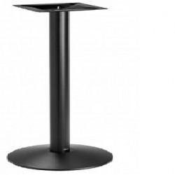 pied central pour table 80 a 110 cm