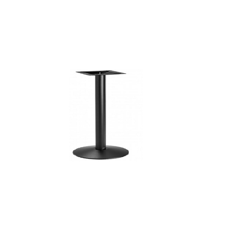 pied central pour table 80 a 110 cm description supplementairepied de table en fonte noir. Black Bedroom Furniture Sets. Home Design Ideas