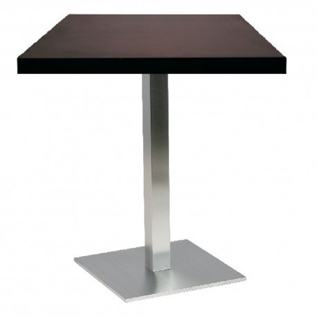 table complete inox 2 personnes